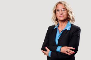 Helena Nyman, chefredaktör Dalarnas Tidningar.
