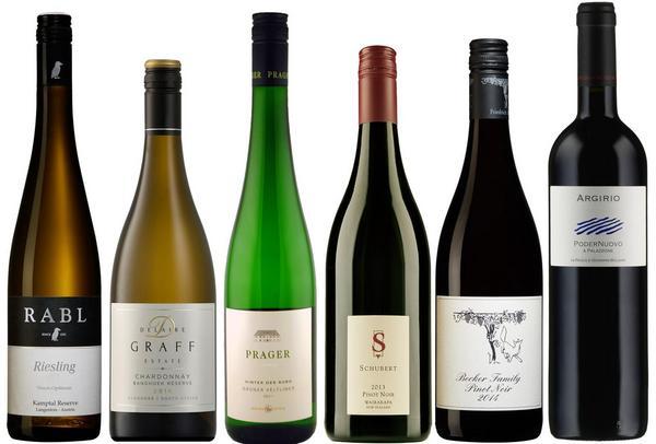 Sex utvalda bra köp bland de exklusiva vinnyheterna i januari.