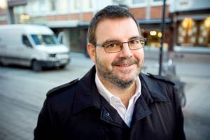 Jonny Lundin är ordförande i Centerpartiet i Västernorrland.