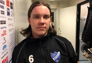 Nicklas Ögren tar en plats i Veckans lag, bland annat efter 3–3 mot Hammarby.