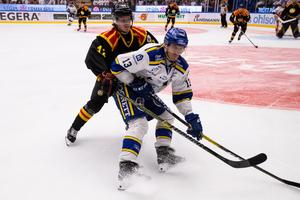 Samuel Asklöf är skadad och kan inte spela. Jon Knuts är däremot fit for fight. Foto: Daniel Eriksson / BILDBYRÅN.