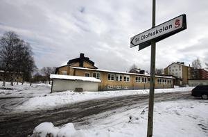 Sundsvalls kommun riskerar vite för arbetsmiljöbrister vid Sankt Olofsskolan i Sundsvall.ST/arkivBild: Håkan Humla