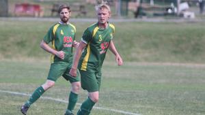 Jonathan Rådberg, och Johan Björling i bakgrunden, är båda med på Sportens lista.