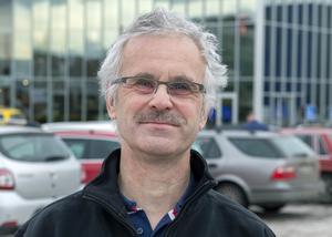Tord Gustavsson, 53, tekniker, Storuman