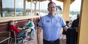 Danneros banchef, Jens Berglund fortsätter jobba även efter avslutad tävlingssäsong.