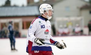 Simon Viklund missar matchen på lördagen för Kalix.