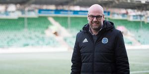 Henrik Lindgren är ny klubbchef i GIF Sundsvall.
