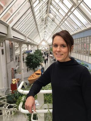 Annika Rosdahl, stiftelseansvarig Nyckelfonden.