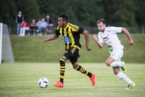 Kubikenborg föll mot Söderhamn i den första omgången av Svenska cupen.
