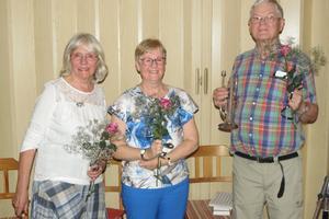 Tack till  Irene Holwaster samt Siv och Björn Lindgren. Foto: Max Möllerfält