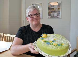 Annica Jokela firar den lägre sjukfrånvaron, men säger att det fortfarande finns det som kan förbättras.