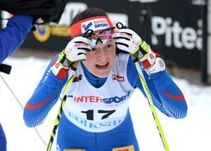 Helene Söderlund har tävlat färdigt, i alla fall i elitsammanhang.