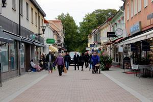 Benny Törnqvist bjuder på tips som han tror kan hjälpa Salas lokala butiker att överleva.