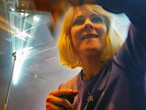 Maja Ivarsson i The Sounds.