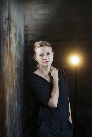 Författaren Malin Nord finns med på tisdag kväll.  Foto: Moa Karlberg