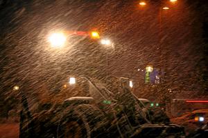 Under tisdagen väntas säsongens första kraftigare snöfall dra in över Falu kommun. Därmed kommer den nya snöröjningsorganisationen sättas på sitt första svåra prov.