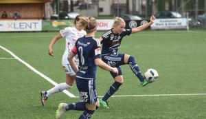 Bea Gärds var hemma och representerade Kvarnsveden i somras. Nu är hon tillbaka permanent.