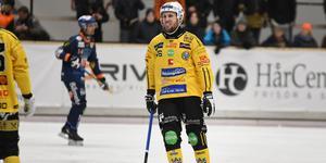 Ilari Moisala i Broberg-dressen. Kommande säsong tillhör han AIK.