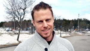 Kristoffer Jendrén, 36 år, butikschef, Timrå: