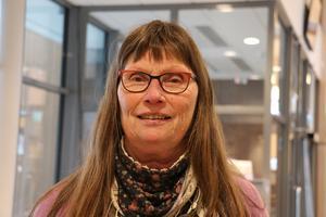 Margareta Widell, (MP).