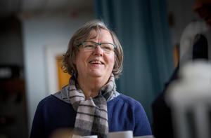 Marianne Ström tycker att Jularbomuseet hör hemma i Grytnäs.