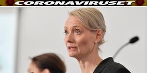 Karin Tegmark Wisell, avdelningschef, Folkhälsomyndigheten.