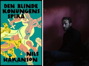 Språkbegåvningen Nils Håkanson är tillbaka med en ny roman. Bild: Sara Mac Key