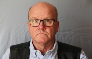 Leif Petterson har jobbat inom Region Västernorrland i 20 år, han är fackrepresentant i Västernorrland för medlemmar i Psykologförbundet. Bild: Privat