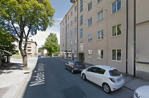 Nedre Torekällgatan 15 som adressen ser ut idag. Bild: Google maps