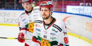Mathias Bromé är klar för spel i Örebro. Bild: Johan Bernström/Bildbyrån