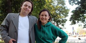 På torsdag gör Erik Parszyk och Emma Franzén upp om den ärofyllda titeln