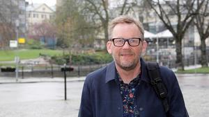 Stadsbyggnadsdirektör Carl Arnö.