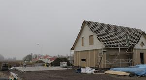 Vibytorp ligger i direkt anslutning till Långängen i södra Hallsberg. I början gick det trögt när kommunen erbjöd nya tomter där, men i dag byggs det villor för fulla muggar i området.