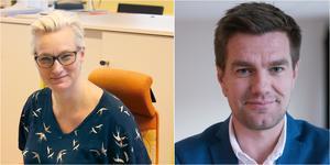Jenny Stanser, verksamhetschef för grundskolan i Södertälje och Elof Hansjons, ordförande för utbildningsnämnden menar att de måste fortsätta med det långsiktiga arbetet för att förbättra resultaten i skolan.