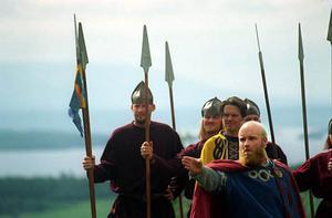 Sälja Arnljotlägden? Nja, skådespelare och övriga entusiaster i Teaterföreningen Arnljotspelen är nog beredda att ta strid för sin friluftsteater.