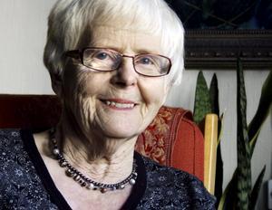 Ingrid Bergqvist har under många år ägnat en stor del av sin tid åt att ordna aktiviteter för utvecklingsstörda och att arbeta i väntjänsten. I december belönades hon med kommunens pris till Årets eldsjäl.