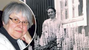 Berta Tjärnberg avled för 40 år sedan. Så här inför allhelgonahelgen låter dottern Alice Sandström henne stå i fokus.  Fotomontage: Privata bilder