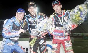 Under 2010 bärgades ett nytt individuellt SM-guld.
