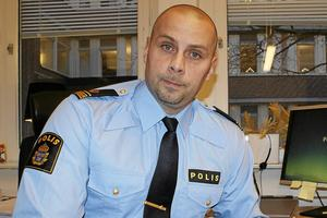 Lars Andersson, chef på bedrägericenter vid polisens Region Nord.