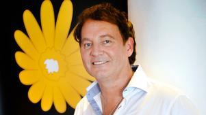 Joakim Granberg är gruppledare för Realistpartiet.