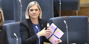 I vårändringsbudgeten 2019 avsätter den socialdemokratiskt ledda regeringen 56,9 miljoner till Norrtälje kommun för att stärka välfärden. Vi anser att de ska komma skolan till del, skriver Ulrika Falk och Margareta Lundgren. Foto: Claudio Bresciani, TT.