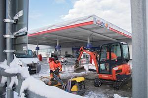 Det har krävt mycket arbete och stora investeringar för att byta ut etanolen mot diesel.