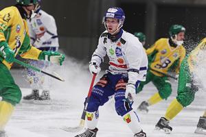 Petter Björling bröt semifinalen i cupen – nu kommer besked om att smällen tog ovanför knät.