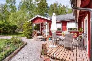 Liljansnäs 137/139. Foto: Fastighetsbyrån Falun