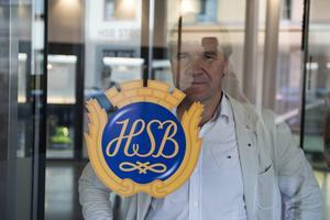 Anders Lago, förbundsordförande för HSB. Bild: Bertil Enevåg Ericson