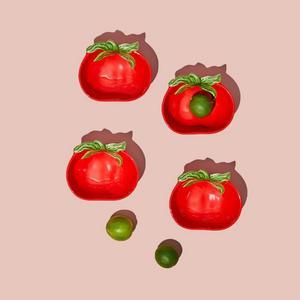 9. Tomatformad skål, 99 kronor styck hos Zara Home.