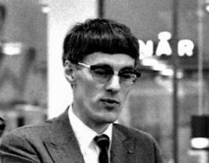 Olle Wingborg 1972. Foto: Privat
