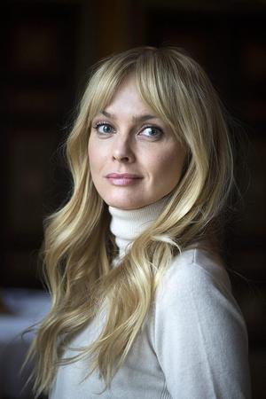 Även skådespelaren och fotomodellen Izabella Scorupco har namnsdag i dag den 30 oktober. Foto: TT
