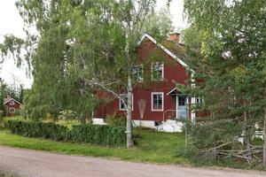 Huset är i stort behov av renovering. Foto: Utsikten Foto
