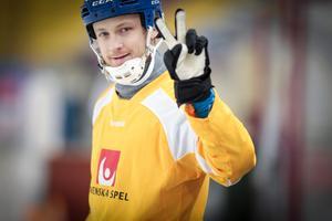 Johan Löfstedt är redo för VM-premiär.